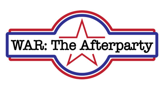 War- The Afterparty logo revise