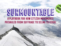 "Kickstarter for ""Surmountable"" Book Project Enters Final Week"