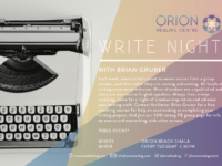 Write Night Is Becoming a Koh Phangan Institution