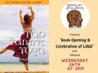 """Writing Client Satyama Ratna Lasby Launches """"The Tao of Tantric Yoga"""" at Phangan Event"""